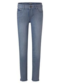 DL 1961 DL1961 Light Wash Skinny Jeans (Toddler Girl & Little Girl)