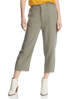 DL 1961 DL1961 Lorimer Straight Cropped Pants