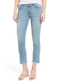 DL1961 Mara Ankle Straight Leg Jeans (Fortune)