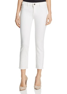DL 1961 DL1961 Mara Instasculpt Ankle Straight Jeans in Oakley
