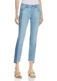 DL 1961 DL1961 Mara Instasculpt Ankle Straight Step-Hem Jeans in Combo - 100% Exclusive