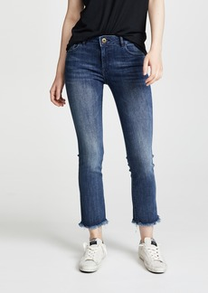 DL 1961 DL1961 Mara Instasculpt Straight Cropped Jeans