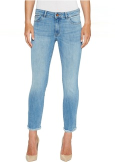 DL1961 Mara Instascultp Straight Leg Ankle Crop Jeans in Fortune