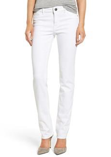 DL1961 Mara Straight Leg Jeans (Milk)