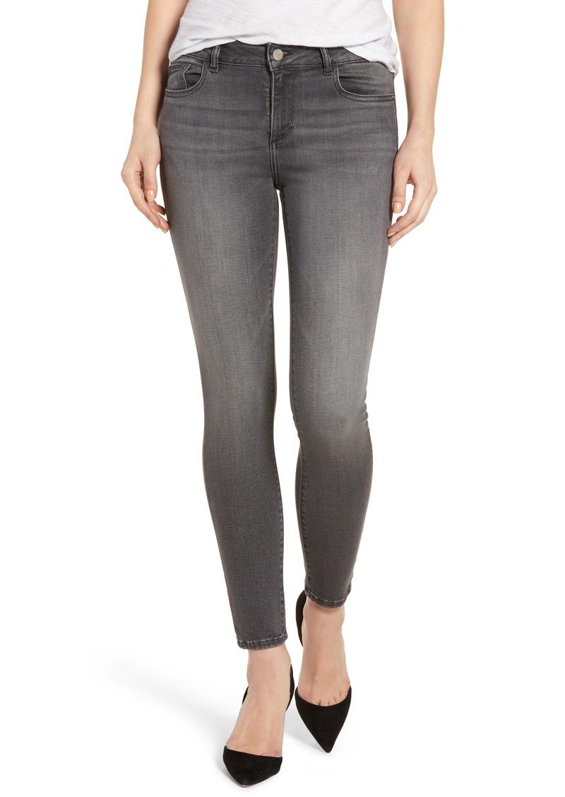 DL 1961 DL1961 Florence Instasculpt Ankle Skinny Jeans (Drizzle)