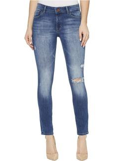 DL1961 Margaux Instasculpt Ankle Skinny Jeans in Stealth