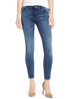 DL 1961 DL1961 Florence Midrise Instasculpt Ankle Skinny Jeans (Sabine)