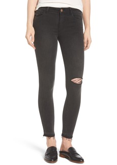 DL1961 Margaux Instasculpt Ankle Skinny Jeans (Smokey River)