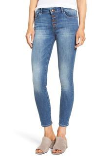 DL1961 Margaux Instasculpt Ankle Skinny Jeans (Stream)