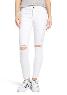 DL1961 Margaux Instasculpt Crop Skinny Jeans (Pilot)