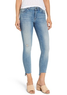 DL1961 Margaux Instasculpt Ripped Ankle Skinny Jeans (Marling)