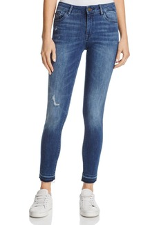 DL 1961 DL1961 Margaux Instasculpt Ankle Skinny Jeans in River - 100% Exclusive