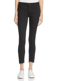 DL 1961 DL1961 Margaux Skinny Ankle Jeans in Noir - 100% Exclusive