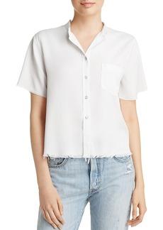 DL 1961 DL1961 Montauk Cropped Shirt