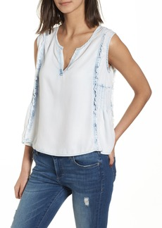 DL 1961 DL1961 Mulberry St Chambray Top