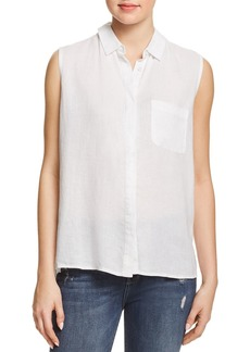 DL 1961 DL1961 N7th & Kent Sleeveless Shirt