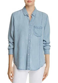 DL 1961 DL1961 Nassau & Manhattan Chambray Shirt