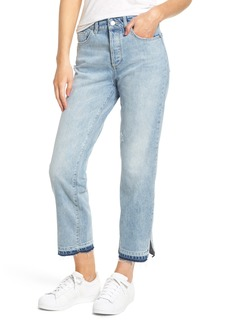 DL1961 Patti Crop Straight Leg Jeans (Deluxe)