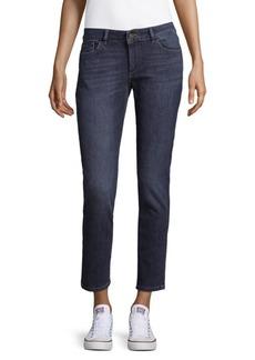 Amanda Skinny Ankle Jeans