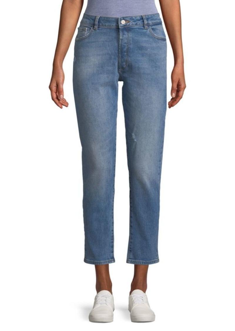 DL 1961 Bella High-Rise Vintage Jeans