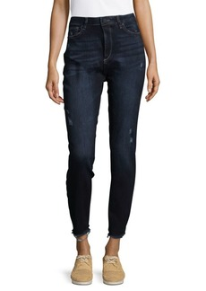 DL 1961 Chrissy Trim to Trinity Skinny Jeans