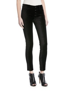 DL 1961 Emma Velvet Power Leggings