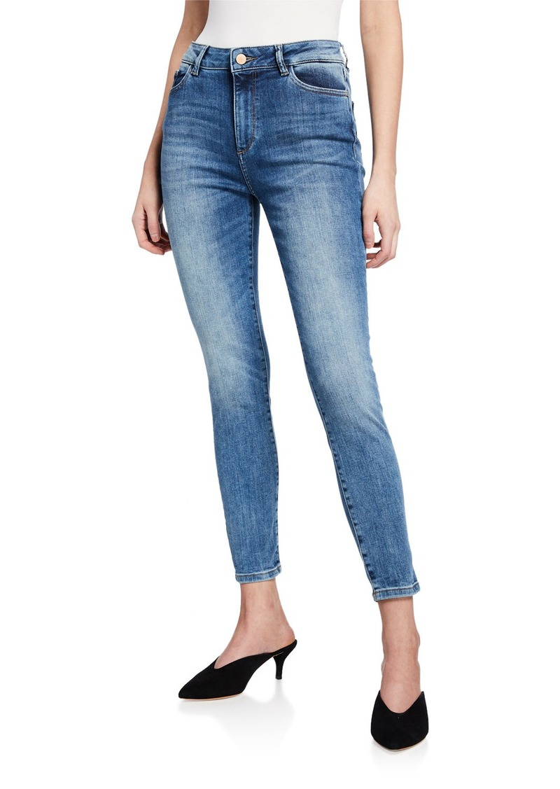 DL 1961 DL1961 Premium Denim Farrow High-Rise Skinny Jeans