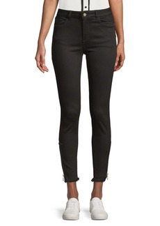 DL 1961 Farrow Instaslim Ankle-Length Jeans