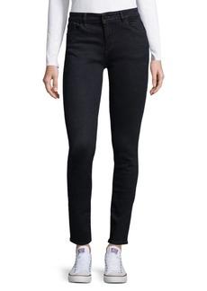 DL 1961 Florence Instasculpt Skinny Dark Jeans