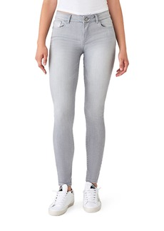 DL 1961 DL1961 Premium Denim Florence Mid-Rise Instasculpt Skinny Jeans