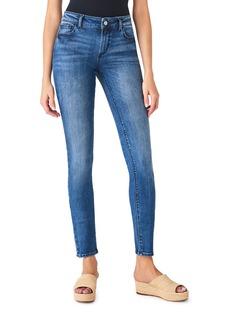 DL 1961 DL1961 Premium Denim Florence Mid-Rise Supermodel Skinny Jeans