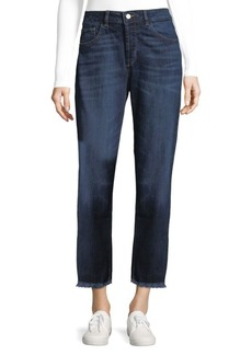 DL 1961 High-Rise Straight Jeans