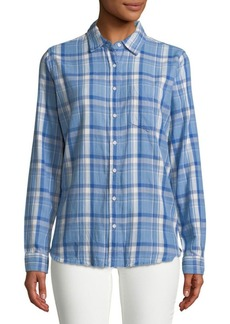 DL 1961 Mercer & Spring Plaid Shirt