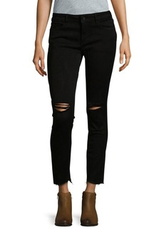 DL 1961 Mid-Rise Skinny Jeans