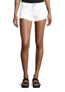 DL 1961 DL1961 Premium Denim Renee Cutoff Denim Shorts