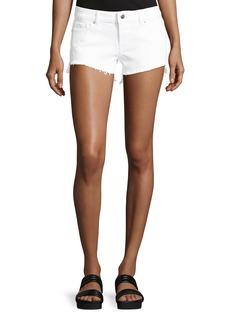 DL 1961 DL1961 Premium Denim Renee Cutoff Denim Shorts