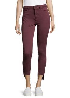 DL 1961 Step-Hem Jeans