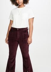 DL 1961 DL1961 Rachel 35' High Rise Flare Jeans