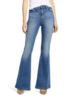 DL 1961 DL1961 Rachel High Waist Flare Jeans (Elmhurst)