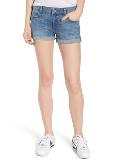 DL 1961 DL1961 Renee Cuff Denim Shorts (Somerset)