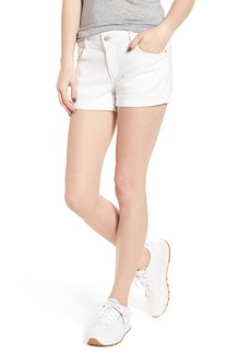 DL 1961 DL1961 Renee Cutoff Denim Shorts (Rockaway)