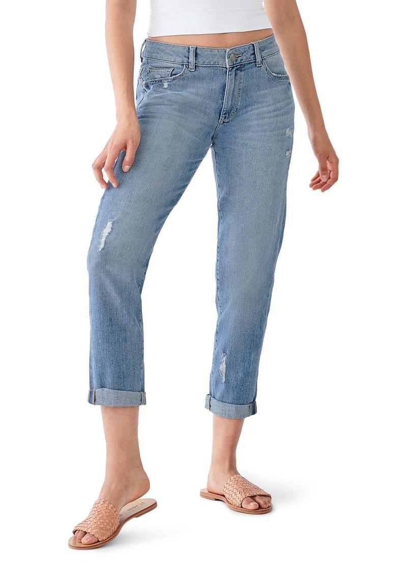 DL 1961 DL1961 Riley Ankle Boyfriend Jeans (Washburn)
