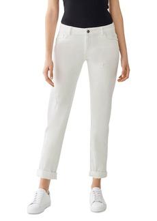 DL 1961 DL1961 Riley Mid-Rise Boyfriend Jeans in Norton