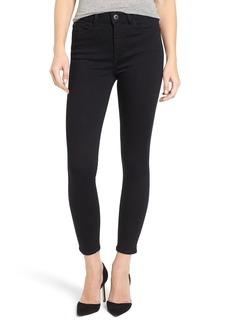 DL1961 Ryan High Waist Skinny Jeans (Space) (Petite)