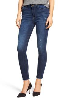 DL1961 Ryan Ankle Skinny Jeans (Blade) (Petite)