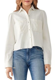 DL 1961 DL1961 Simone Cropped Shirt