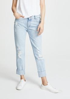DL 1961 DL1961 Stevie Rigid Slim Boyfriend Jeans