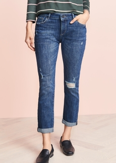 DL 1961 DL1961 Stevie Slim Boyfriend Jeans