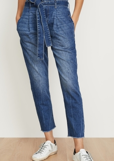 DL 1961 DL1961 Susie High Rise Tapered Jeans