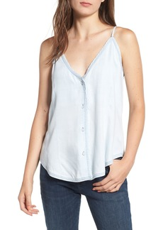 DL 1961 DL1961 Thompson Street Chambray Top
